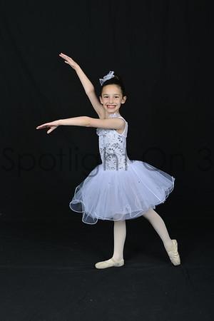 IPR Wednesday - Ballet 1,  Ms. Emily