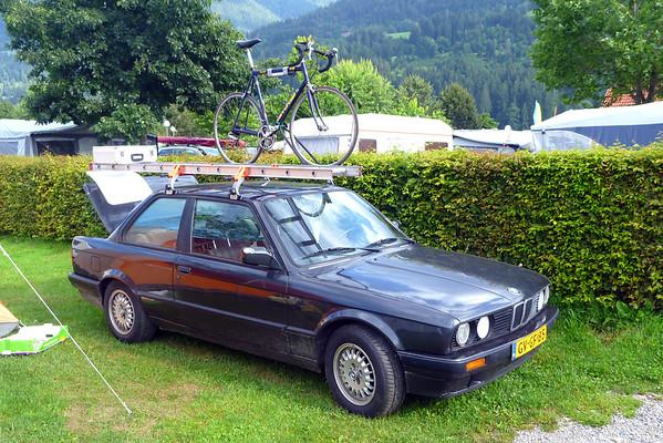 Random Cars of Europe