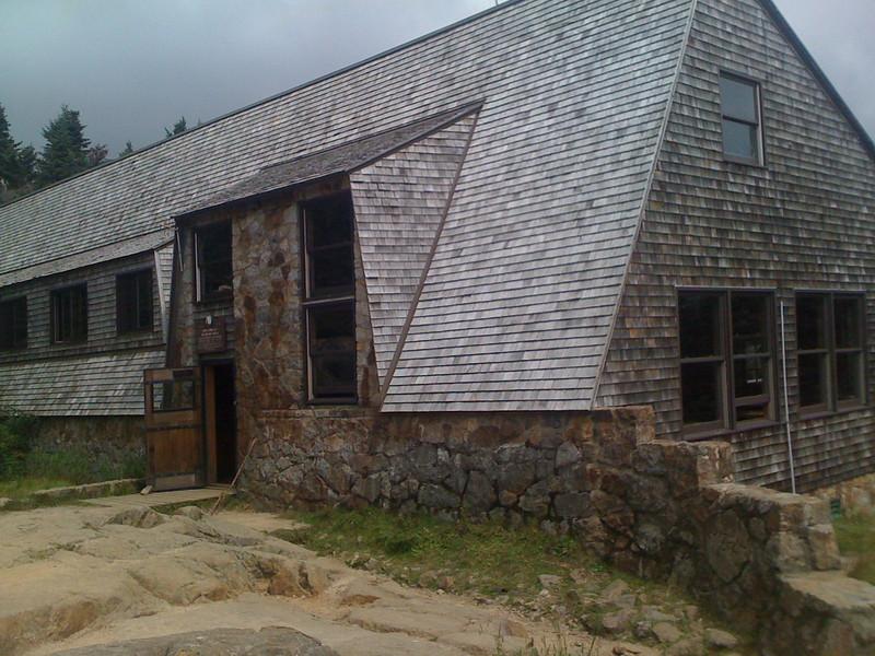 Mizpah Springs Hut