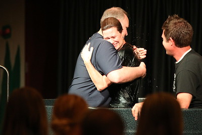 2015-05-03 - Baptism