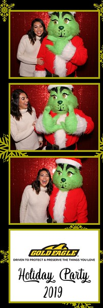 Gold Eagle Holiday Party (12\13\19)