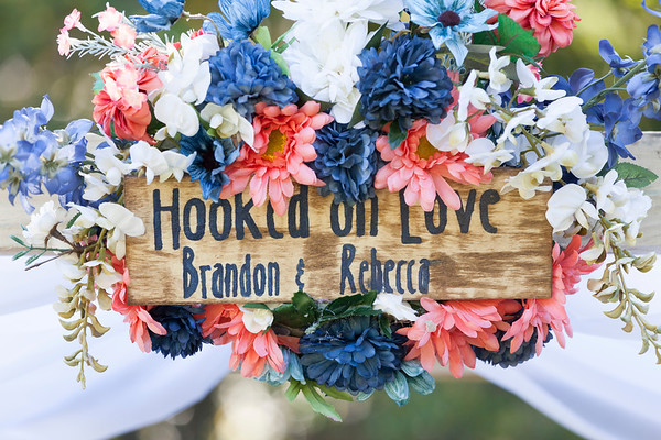 Becca & Brandon's Wedding