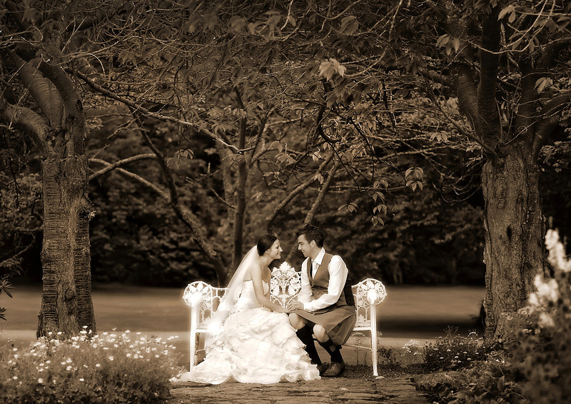 Lennoxlove Wedding
