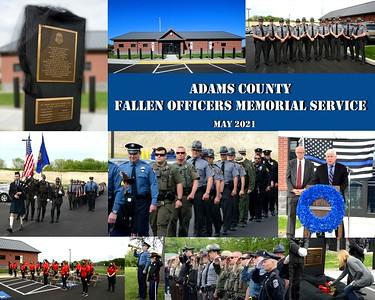 AC Fallen Officers - 2021