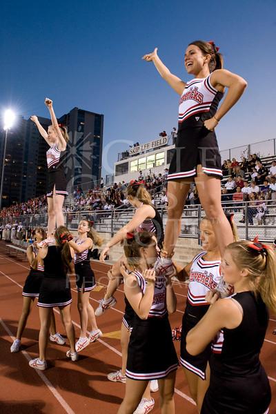 2008 Varsity Cheerleading