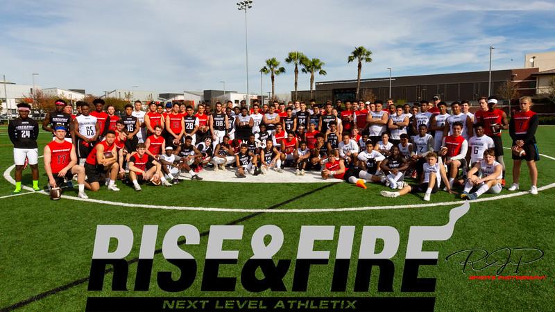 Rise & Fire LA 2019