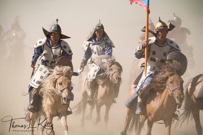 National Naadam. Ulaanbatar, Mongolia.