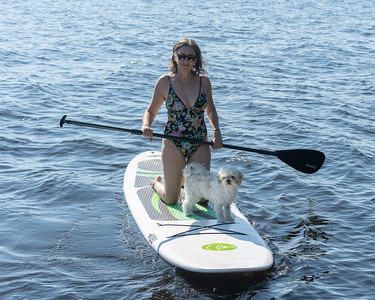 Paddleboarding and Kayaking