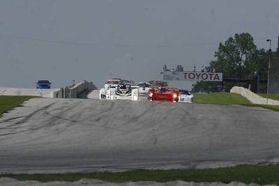 No-0812 Race Group X - IMSA GTP & FIA