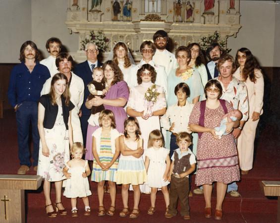 Gary & Lynn's wedding