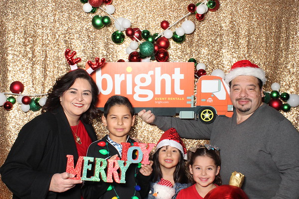 Bright Rentals Holiday Party