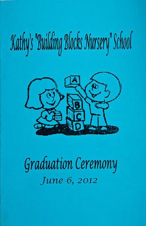Caiden's Graduation  June 6th, 2012