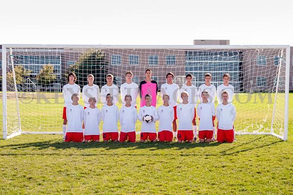 2014-15 Chaparral Boys Soccer