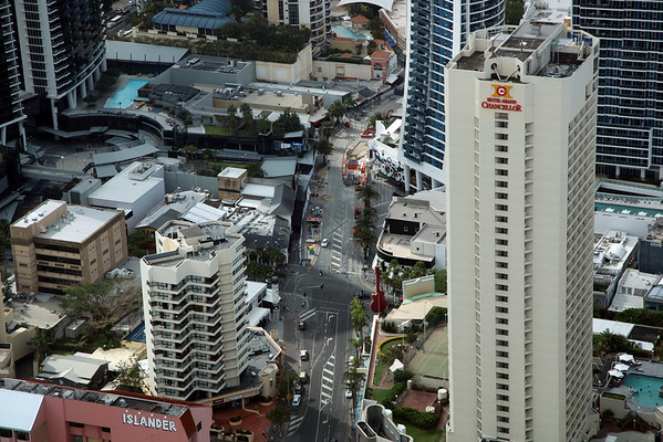 Surfers Paradise Light Rail Work From Q1 25th March 2013