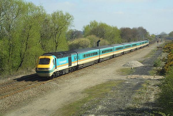 Class 43: Midland Mainline