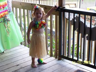 Daelynn 3rd Birthday
