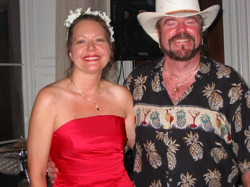 Kate and Joe Mack