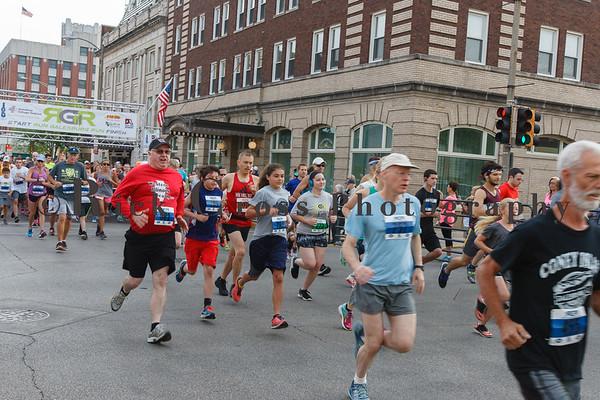 Run Galesburg Run June 4, 2017