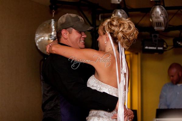 Dances - Jill and Travis