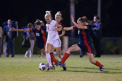 Women's Soccer - APU vs Dixie State 20160922