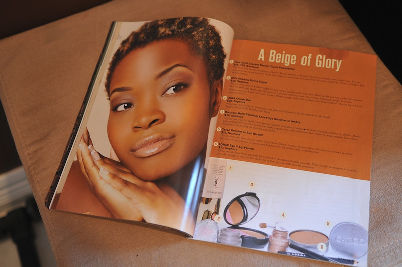 Blush and Glow - Kim V.
