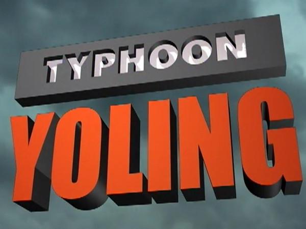 Typhoon Yoling