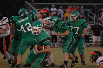 09-19-08 Midway vs Coalfield - Homecoming