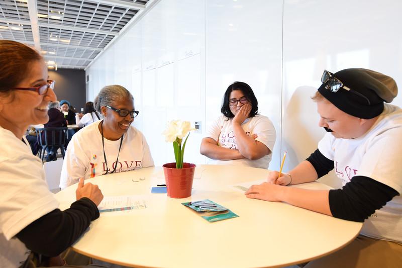 University City Library Circulation Staff