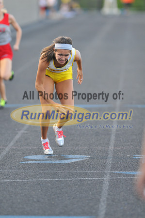 400 Meters - 2012 T&F Regional at Brandon