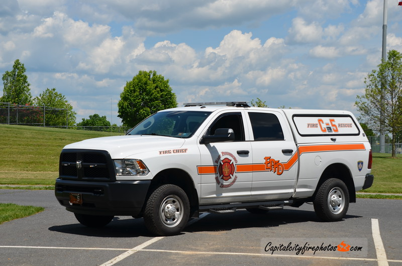 East Pennsboro Township Chief 5