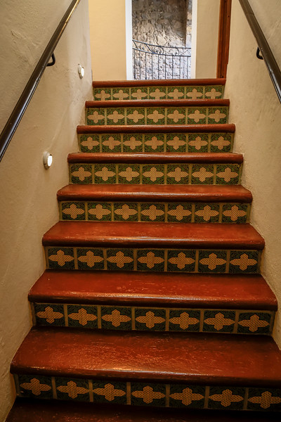Stairs to 2nd Floor and Hallway
