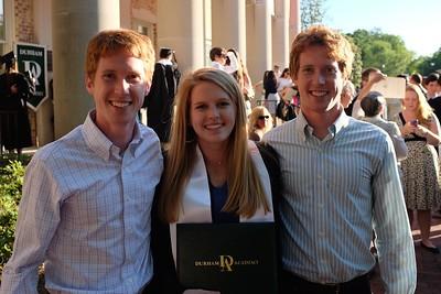 Alice graduation May 2015