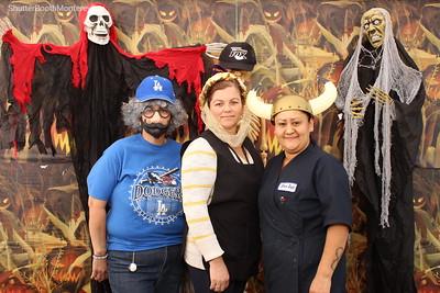 Halloween/Employee Appreciation Event