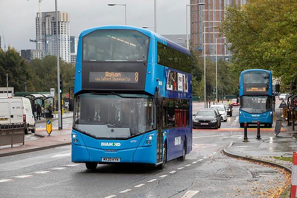 13th October 2020: Salford and Stockport