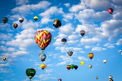Albuquerque International Balloon Fiesta 2017