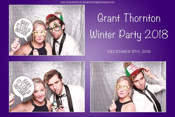 Grant Thornton Winter Party 2018