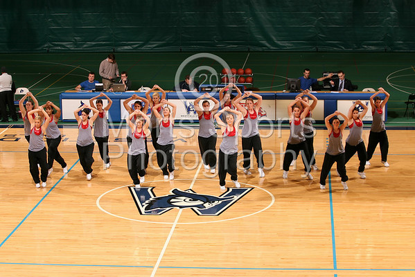 Competitive Dance Team (WBB Half Time) 02/24/11