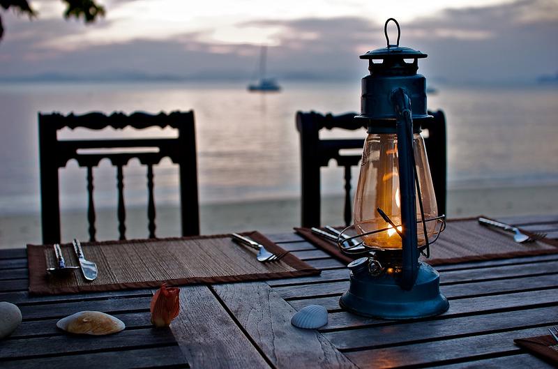 Dinner at Elixir Resort