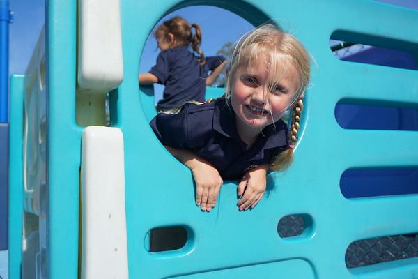 Pre-K Playground Fun