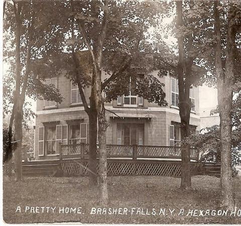 Brasher Falls  N.Y.