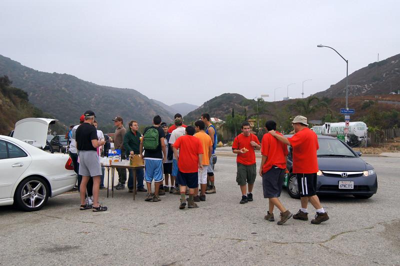 20110911002-Eagle Scout Project, Steven Ayoob, Verdugo Peak.JPG