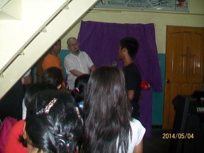 Sunday Service with Baptism