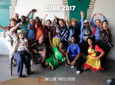 Cuba Havana, Vinales & Trinidad 2017 (Cline)