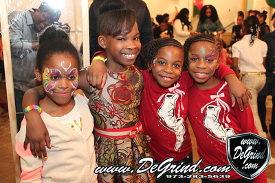 RAQUEL KIDS CHRISTMAS PARTY