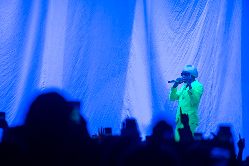 Tyler the Creator, IGOR tour, October 14, 2019