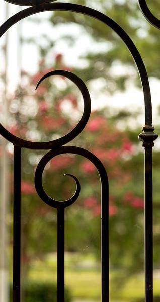 YourOffice: Iron Door & Benches