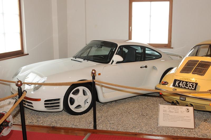 Porsche 959 (Besitzer Wolfgang Porsche)
