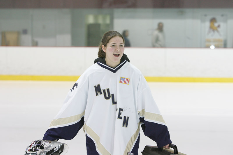 Mullen High School Hockey 2006