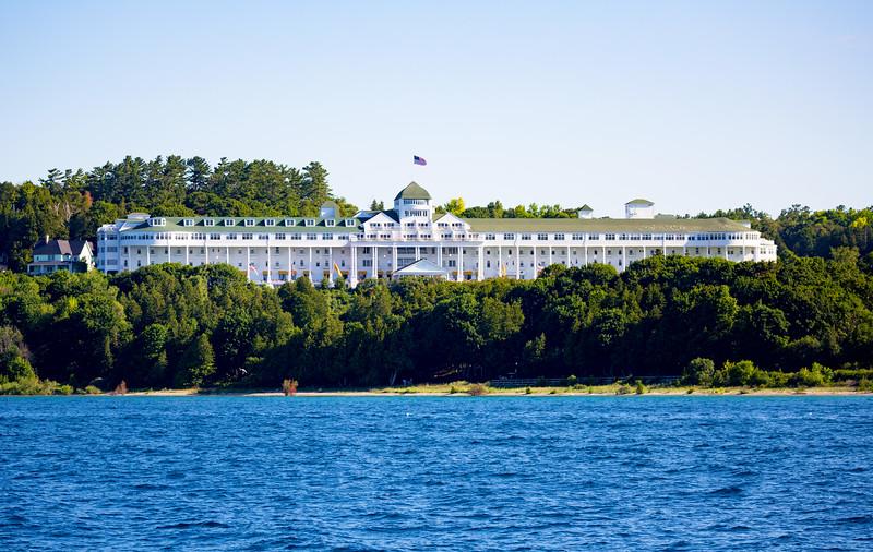 Mackinac's Grand Hotel