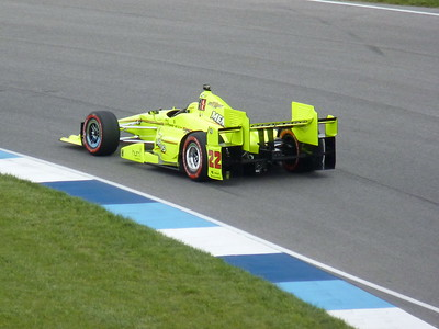 Grand Prix of Indianapolis - 14 May '16
